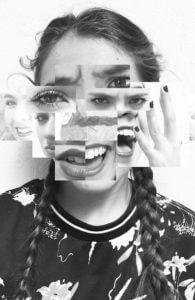 Imagem - varias faces, vários sentimentos