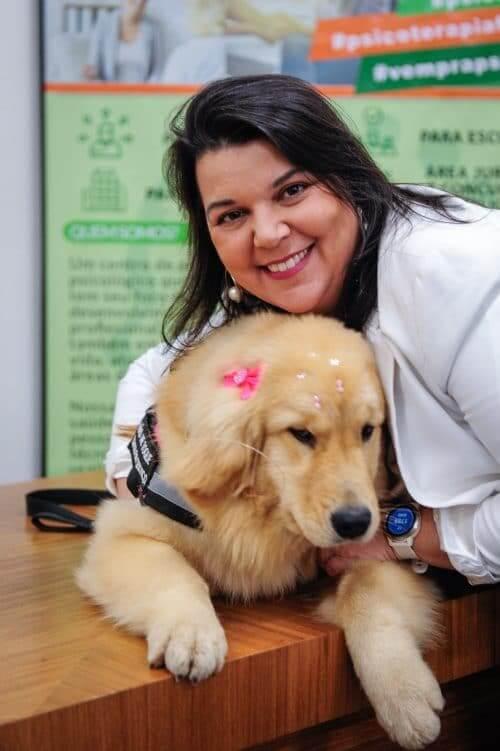 pet terapia, benefícios de conviver com pet
