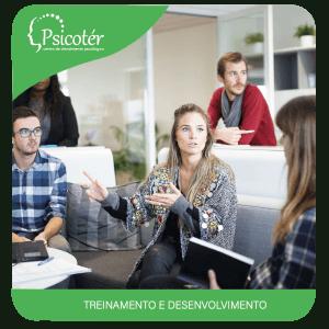 imagem do serviço treinamento e desenvolvimento psicotér