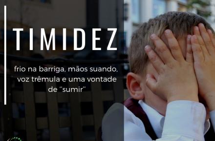 Imagem - timidez