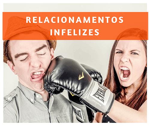 Imagem - relacionamento infeliz