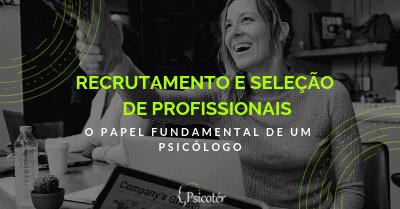 Imagem - recrutamento e seleção de profissionais
