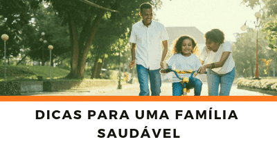 Imagem - família saudável