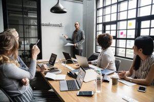 A ansiedade de viver no mundo empresarial