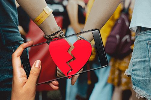 redes sociais e relacionamentos
