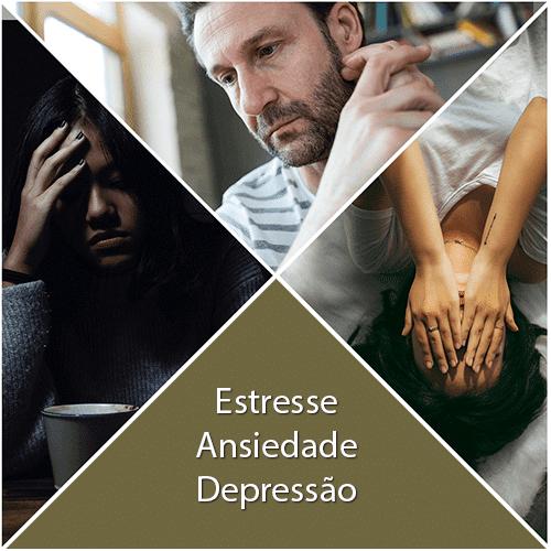 estresse ansiedade depressão ansiosa