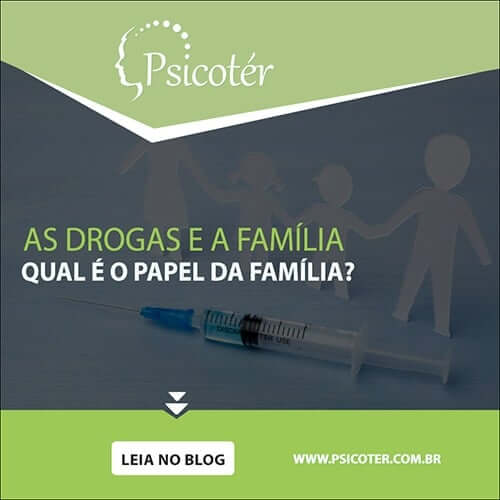 drogas e família