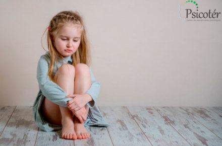 Ansiedade de separação na infância