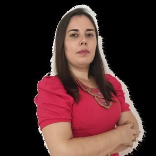 Francele Santos psicóloga da equipe psicotér
