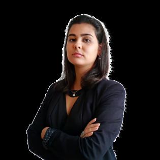 Letícia Guimarães psicóloga da equipe psicotér
