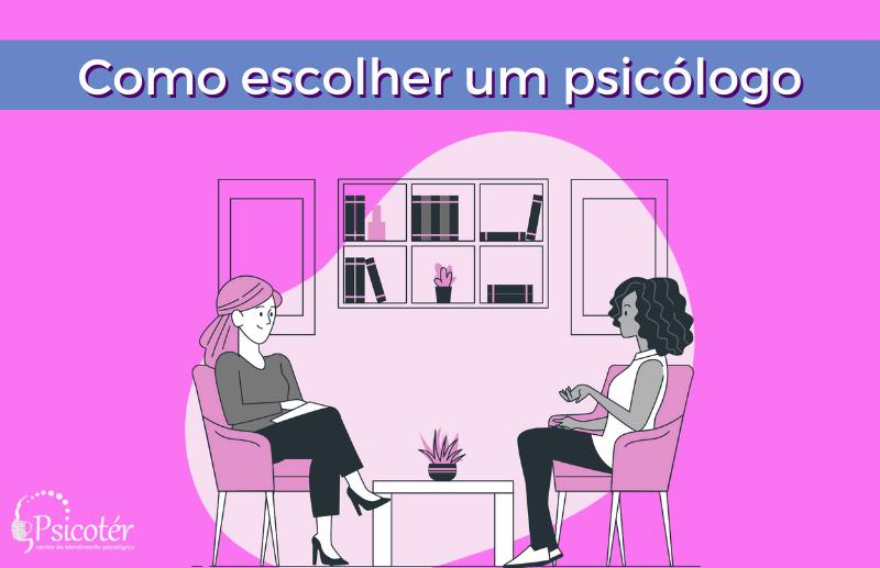 Como escolher um psicólogo