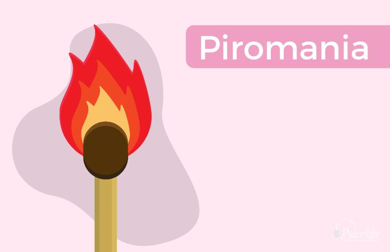 piromania